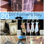 20 DIY Fathers Day Gifts