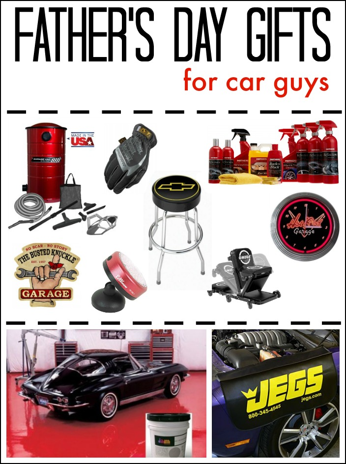 10 Fathers Day Gifts For Car Guys  Saving Mamasita