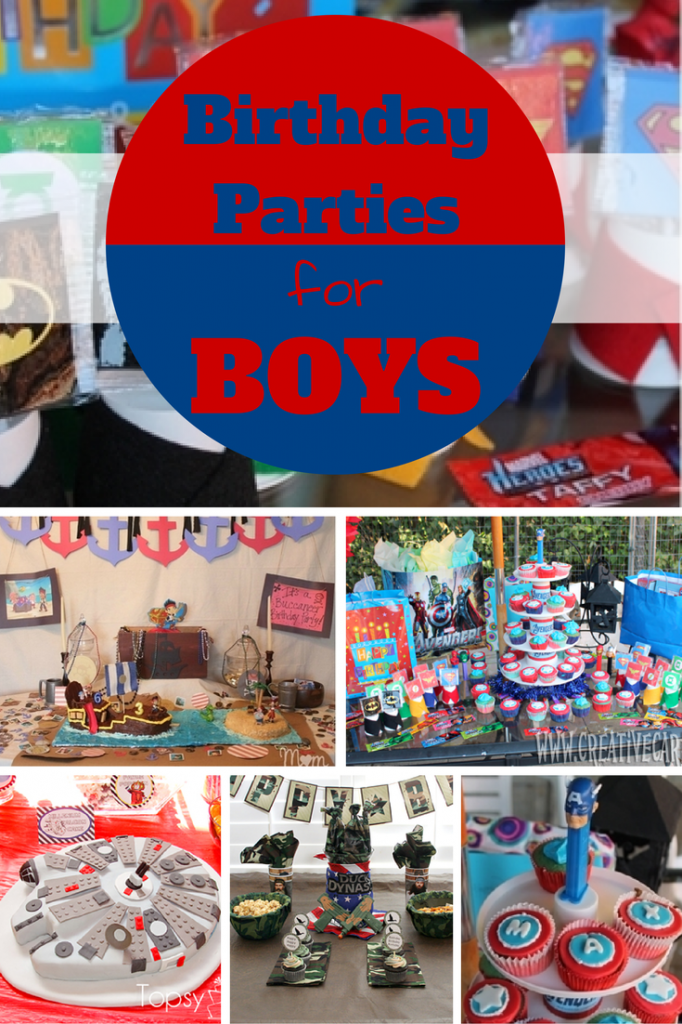 Birthday Party Ideas for Boys 1 (1)
