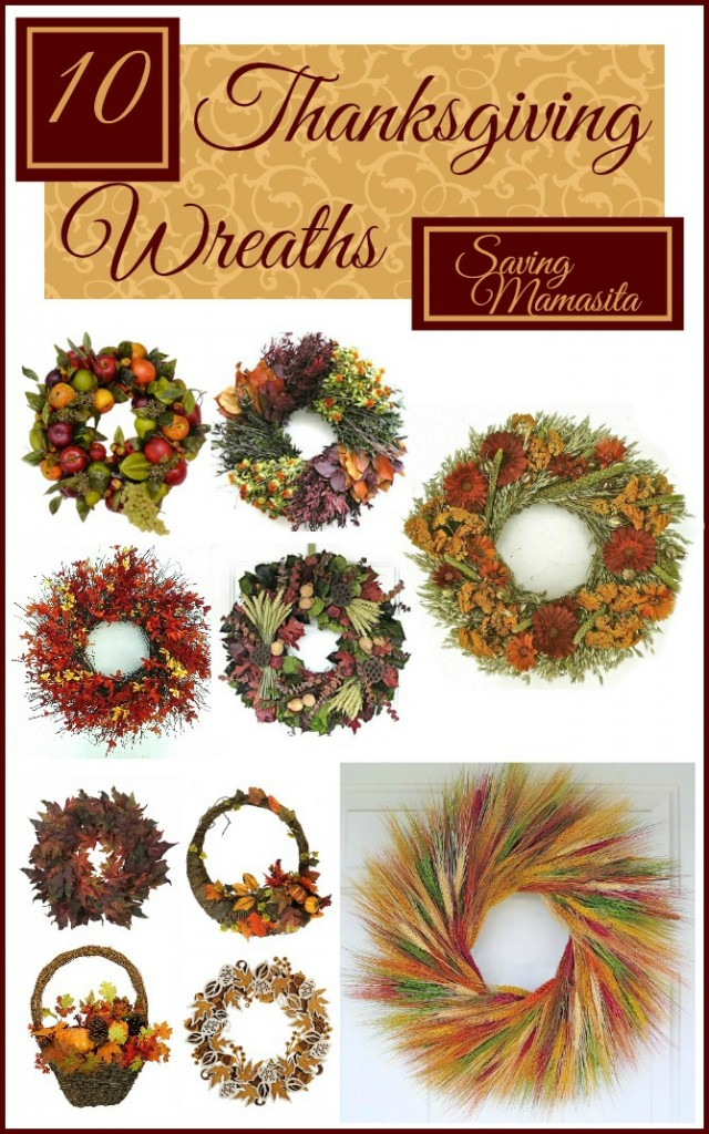 ThanksgivingWreaths.SavingMamasita