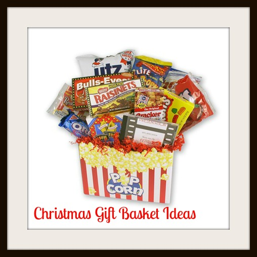Totally Awesome Christmas Gift Basket Ideas – Saving Mamasita