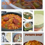 edited soup collage