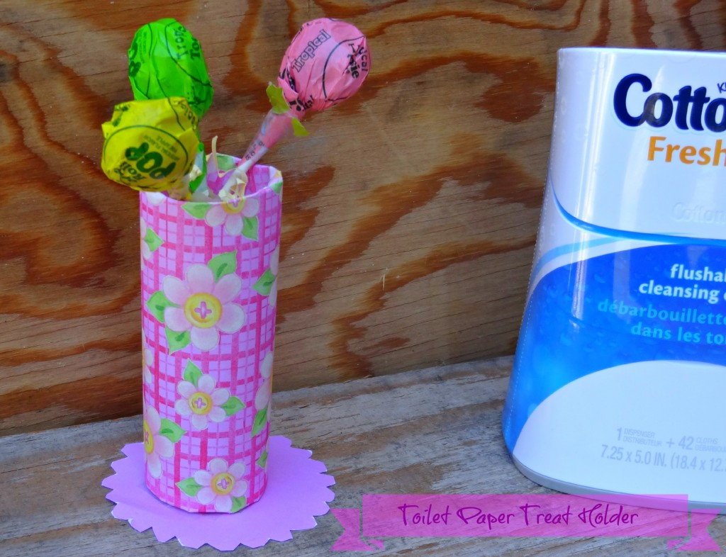 3 easy easter crafts for kids saving mamasita Kids toilet paper holder