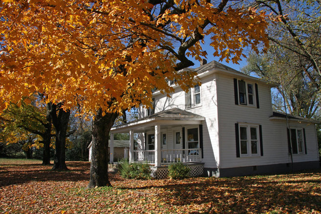 Buying-a-Home-in-Fall