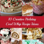 10 Creative Holiday Cool Whip Recipe Ideas