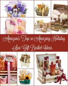 s Top 10 Amazing Holiday Spa Gift Basket Ideas
