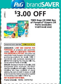 photo relating to Printable Pampers Coupons known as Coupon code for pampers wipes - Siriusxm membership specials 2018
