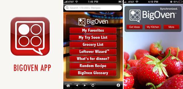 Best recipe apps of 2016 saving mamasita bigoven the bigoven app is compatible with android ios and windows phones it is a free app but you can upgrade to use more of the features for 250 a forumfinder Images