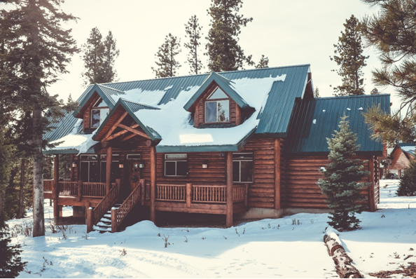 5 Ways to Get your Log Cabin Ready for Winter