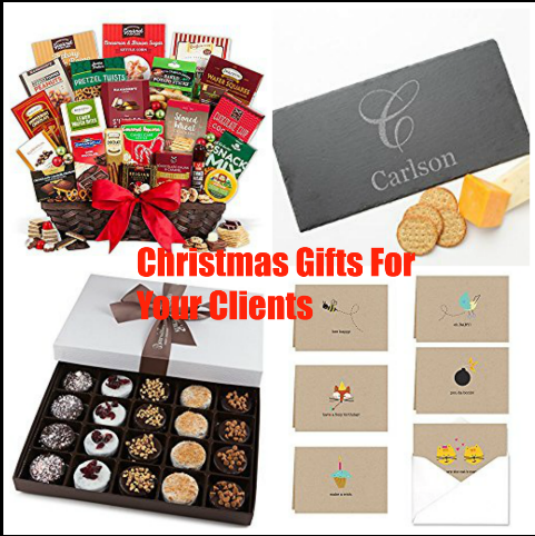 Christmas gift ideas for clients saving mamasita for Holiday gift ideas clients